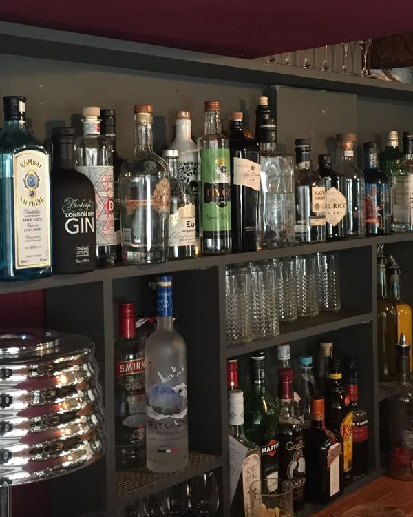 Sample our Gin collection